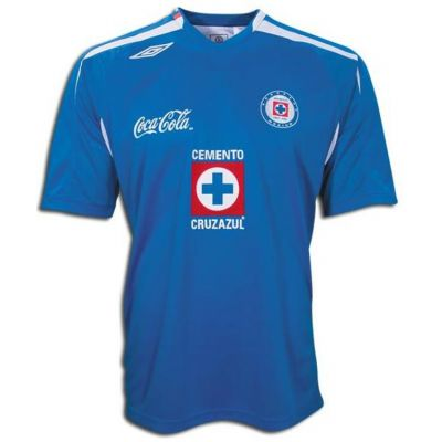 Umbro Cruz Azul Home Youth 2008-2009