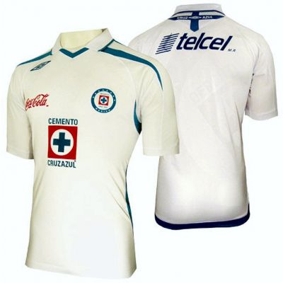 Umbro Cruz Azul Aawy Youth 2008-2009