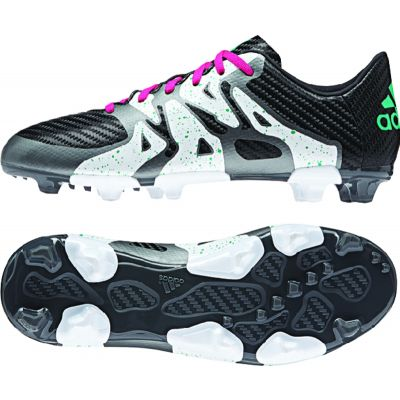 adidas Youth X 15.3 FG/AG Firm-Ground Football Boot