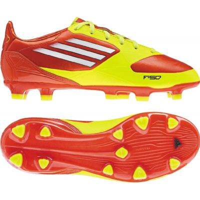 adidas F30 TRX FG J Orange-Electricity