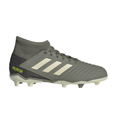 adidas Kids Predator 19.3 FG Firm Ground Football Boot