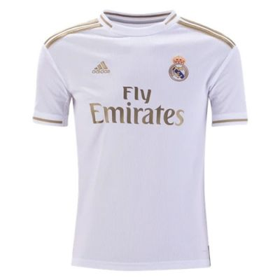 adidas Youth Real Madrid Home Jersey