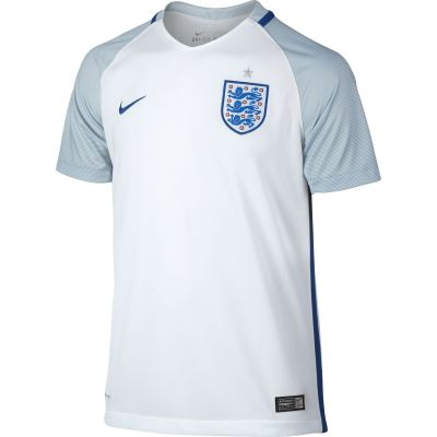 Nike England Youth Home Jersey Euro16