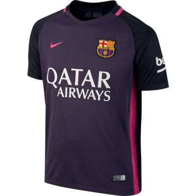 Nike Youth FC Barcelona Away Jersey 16/17