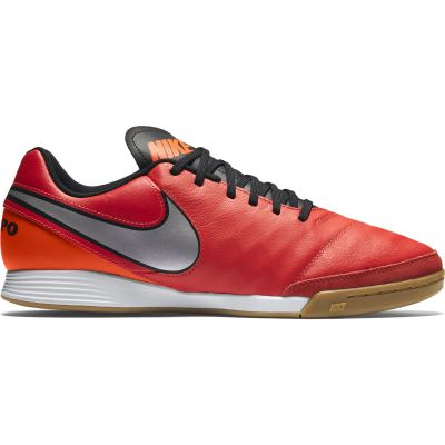 Nike Tiempo Genio Leather IC Indoor-Competition Football Boot