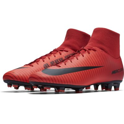 pequeño Sabroso pájaro  Nike Men's Mercurial Victory VI Dynamic Fit (FG) Firm-Ground Football Boot