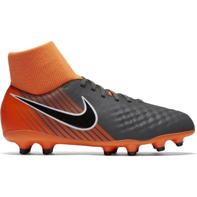 Nike Kids' Jr. Obra 2 Academy Dynamic Fit (FG) Firm-Ground Football Boot