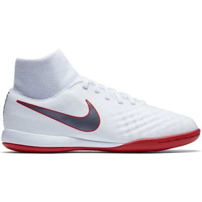 Nike Kids' Jr. ObraX 2 Academy Dynamic Fit (IC) Indoor/Court Football Boot