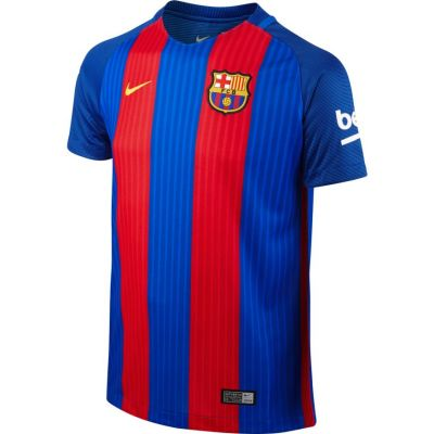 Nike Youth FC Barcelona Home Jersey 16