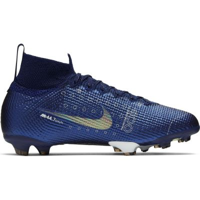 Nike Jr. Mercurial Superfly 7 Elite MDS FG Big Kids' Firm-Ground Football Boot