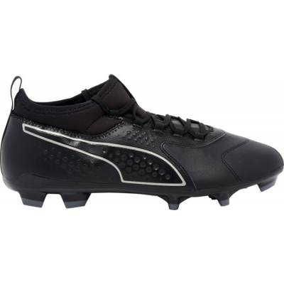 PUMA Men's One 3 Leather FG/AG Football Boots