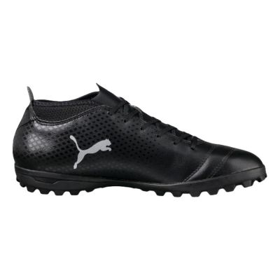 PUMA Men's One 3 Leather Artificial Turf Football Boots